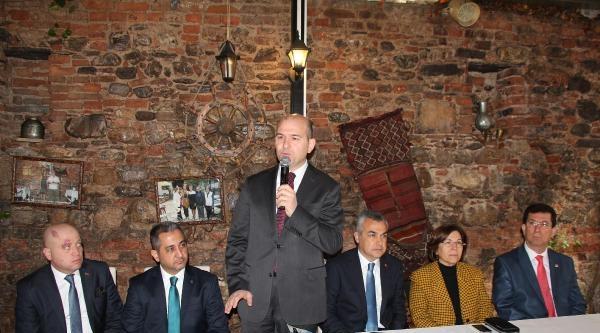 Ak Partili Soylu, Kılıçdaroğlu'na Yüklendi