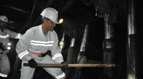 Ak Partili Vekiller Soma'da Maden İnceledi
