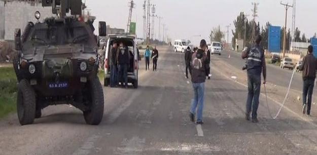 AK Partili vekillere çirkin saldırı!