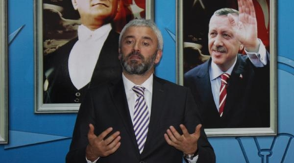 Ak Parti'li Yilmaz : Ordu'yu Karadeniz'in Cazibe Merkezi Yapacağiz