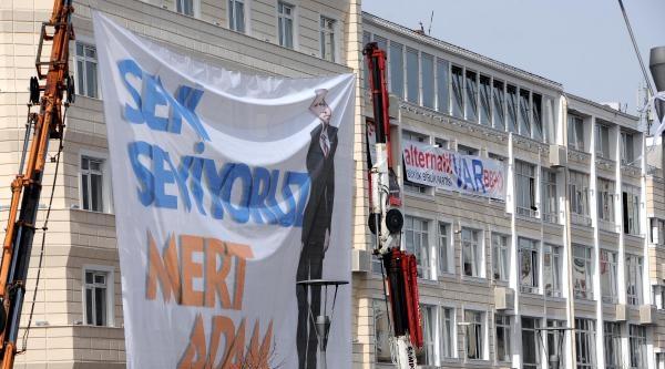 Ak Parti'nin Kayseri Mitinginde Bakan Yıldız Konuştu