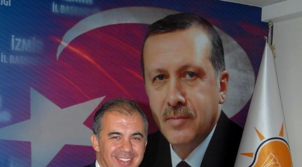 Ak Parti'nin Yeni İl Başkanı Delican: İzmir'i Kucaklayacağız