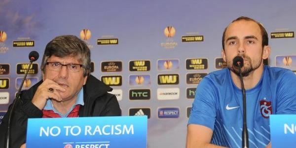 """Akçay: """"Maça Favori Takim Olarak Çikacağiz"""""""