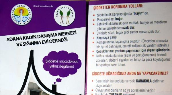Akdam: Kadınlar Da Şiddete Karşı Mücadele Etmeli
