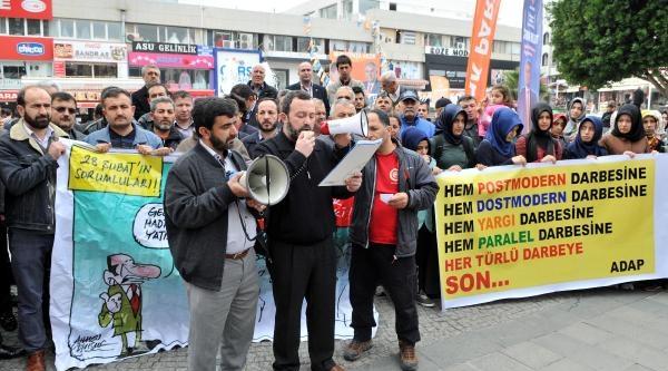 Akdeniz Dayanışma Platformu: Post-modern Darbeden Dost-modern Darbeye Geçildi
