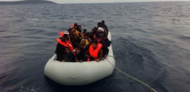 Akdeniz'de 3 bin 500 göçmen kurtarıldı