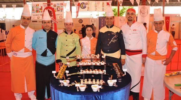 Akdeniz Uluslararası Aşçılık Yarışması Başladı
