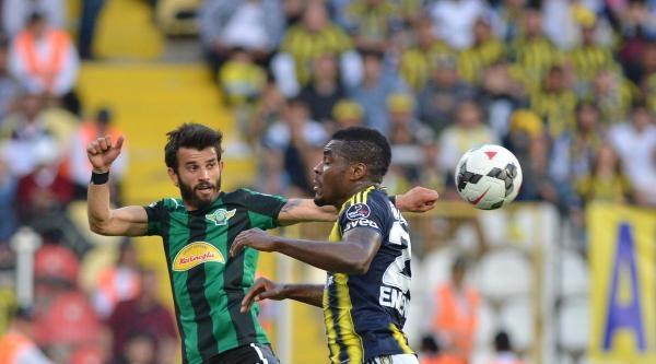 Akhisar Belediyespor - Fenerbahçe - Ek Fotoğraflar