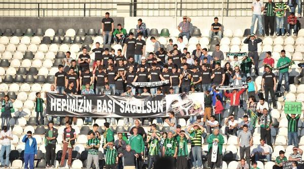 Akhisar Belediyespor - Kasımpaşa Fotoğrafları