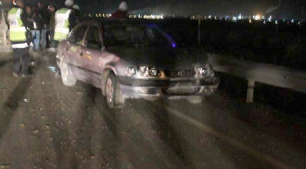 Akhisar'da Zincirleme Trafik Kazası: 1 Ölü, 2 Yaralı