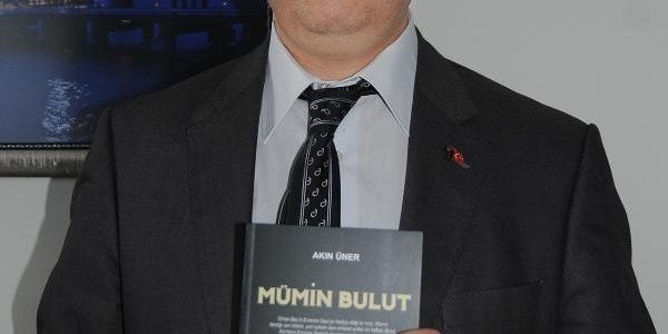 Akin Üner'den Tarihi Roman