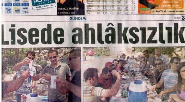 Akit Gazetesi, Öğretmenlere Tazminat Ödeyecek