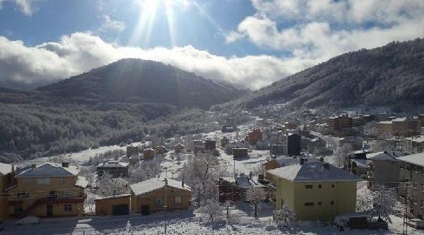 Akkuş'Ta Kar Güzelliği
