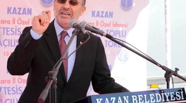Akp'li Kapusuz: Başbakanla Arinç Arasinda Iletişim Ihtiyaci Ortaya Çikmiştir