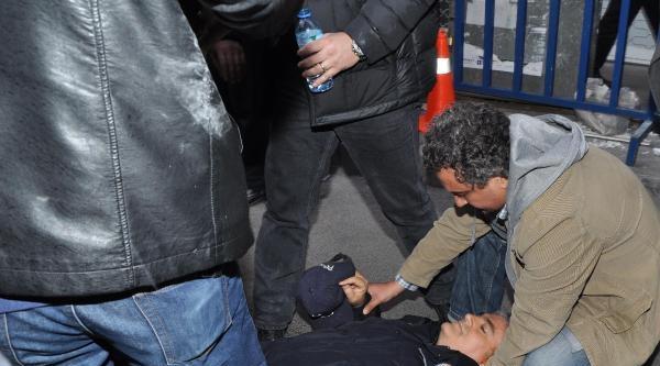 Aksaray'da Hdp Binasına Saldırı Girişimi (2)