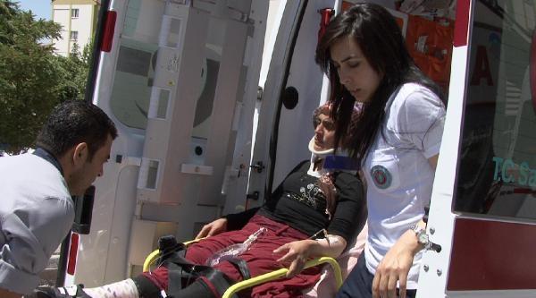 Aksaray'da Kaza: 10 Yaralı