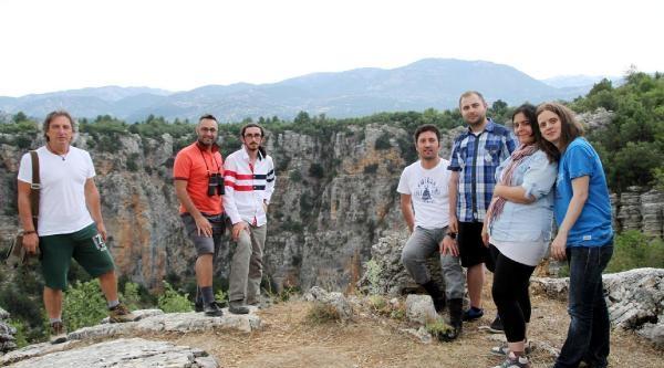 Akseki'de Meteor İzi Aranıyor