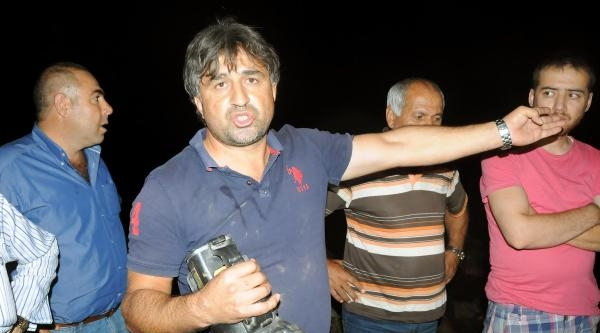 Al Kumru Barajında Su Taştı: Suya Kapılan 4 Kişi Kurtarıldı (6)