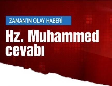 Ala'dan Zaman'ın Hz. Muhammed haberine sert cevap