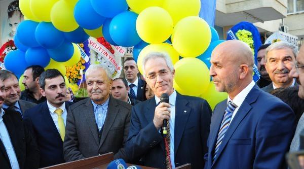 Alanya Fenerbahçeliler Derneği'nin Lokali Açildi
