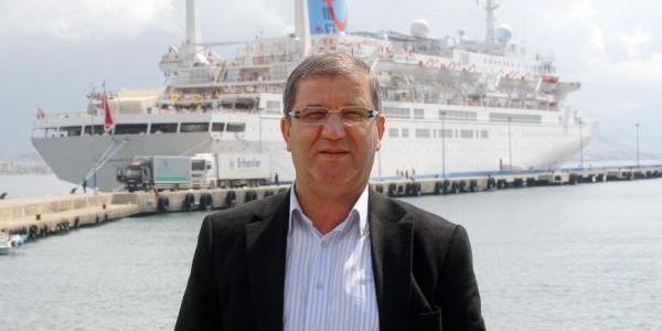 Alanya Limani, Israil Krizini Avrupa Ile Aşti