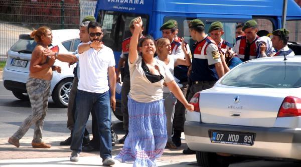 Alanya'da 5 Kişilik Hırsızlık Çetesi Yakalandı