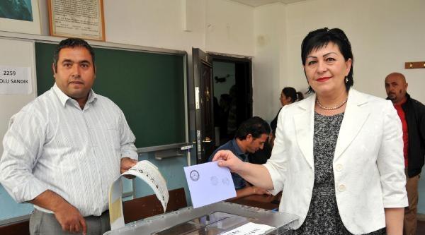 Alanya'da Çifte Vatandaşlar Da Oy Kullandı