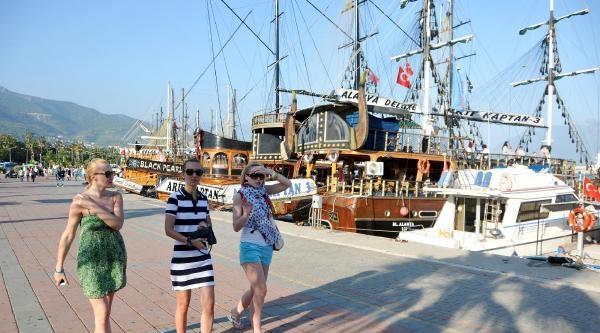 Alanya'da Gezi Teknesi Kaptanları Dernek Kurdu