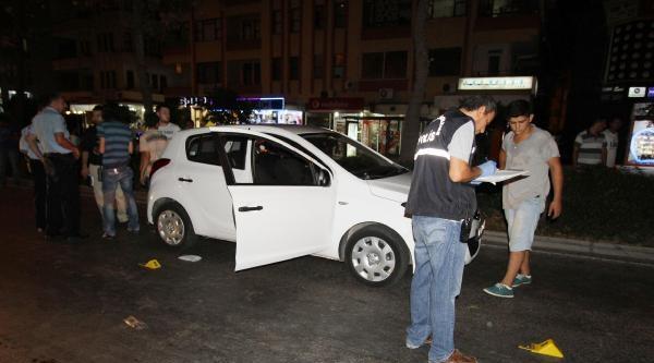 Alanya'da Silahlı Çatişmada 3 Yaralı