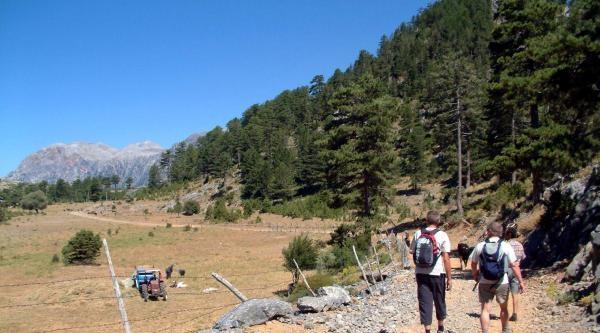 Alanya'da 'spor Ve Doğa Turizmi' Atağı