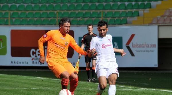 Alanyaspor - Bayrampaşa: 5-1