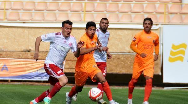 Alanyaspor - İskenderun Demirçelikspor: 3-0