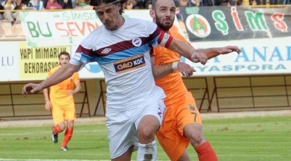 Alanyaspor- Istanbul Güngörenspor: 1-0