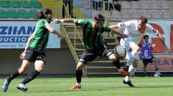 Alanyaspor - Körfez Futbol Kulübü: 4-0