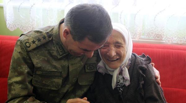Albay Ağaoğlu, Yaşlılar Haftasında Bakımevini Ziyaret Etti