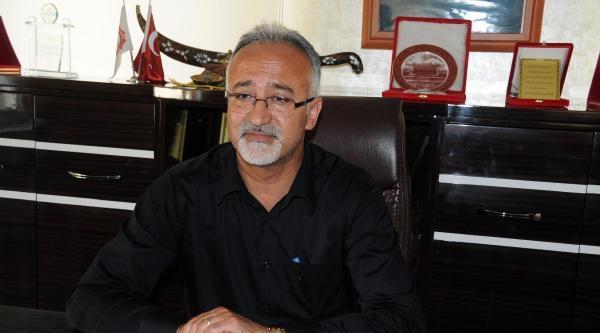 Alevi Kültür Derneği Başkanı Demirdelen: Gemide Çikan Kıvılcıma Bereber Su Dökelim
