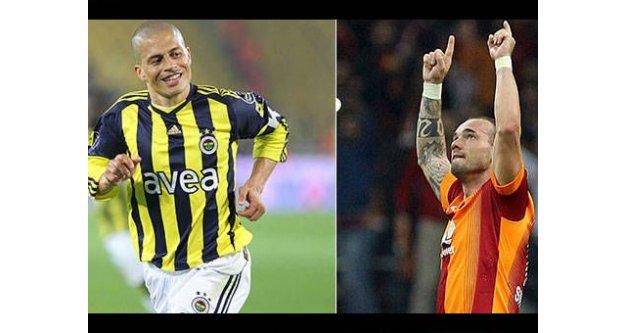 Alex'ten Sneijder'e övgü!