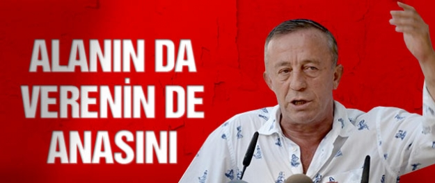 Ali Ağaoğlu'nun TÜRGEV patlaması : Verenin de anasını...