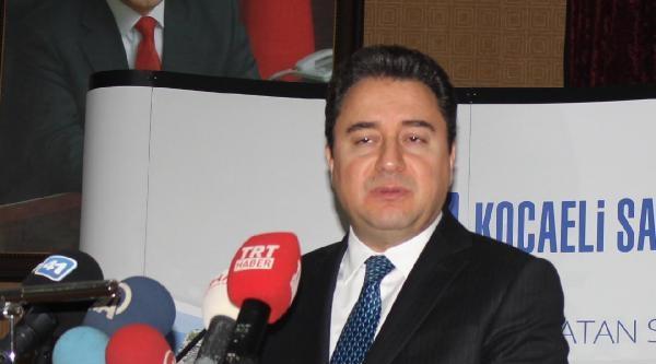 Ali Babacan: Ekonomi, İstikrar Ve Güvene Bağlı