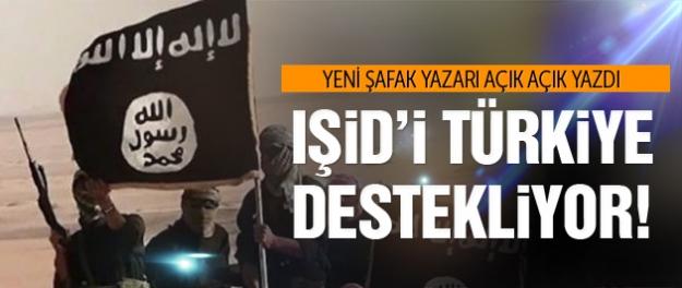Ali Bayramoğlu'dan Türkiye IŞİD'e destek verdi yazısı