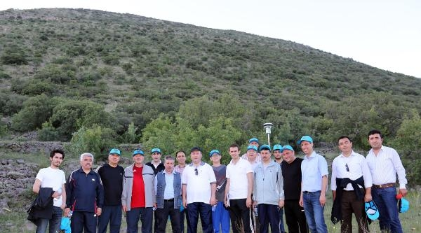 Ali Dağı'na Dev Proje Hazırlığı