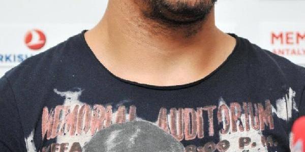 Ali Gürbüz: Altin Kemer'i Emanet Olarak Verdim
