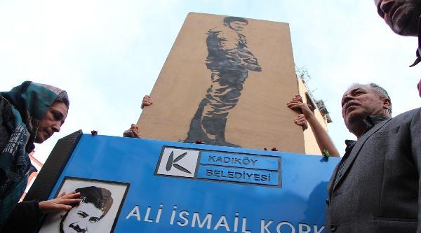 Ali İsmail Korkmaz'ın Adı Parka Verildi