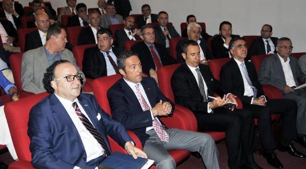 Ali Koç: Ford Ve Tüpraş Ülke Ekonomisi İle İhracatina Katkı Sağlıyor