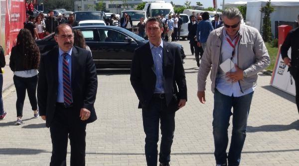 Ali Koç Tekirdağ'daki Koç Fest'e Katıldı