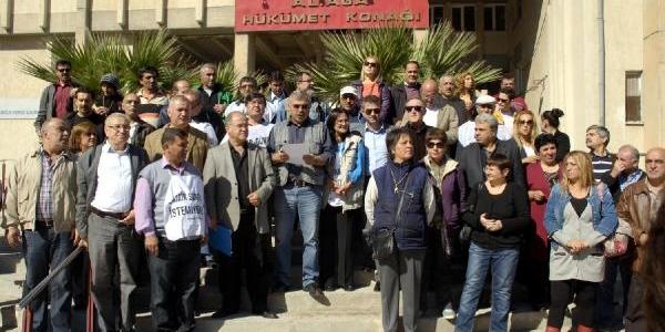 Aliağa Termik Santrala 'hayir' Dedi, Çed Toplantisi Yapilamadi