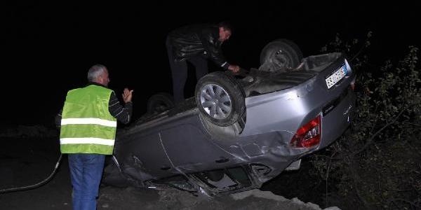 Alkolden Ehliyetine El Konuldu, Içkiliyken Yaptiği Kazada Öldü