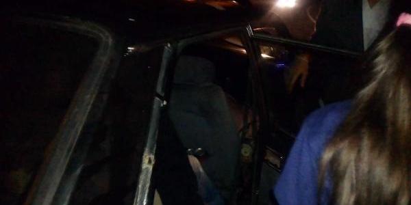 Alkollü Kazazedeler 112 Görevlilerini Uğraştirdi