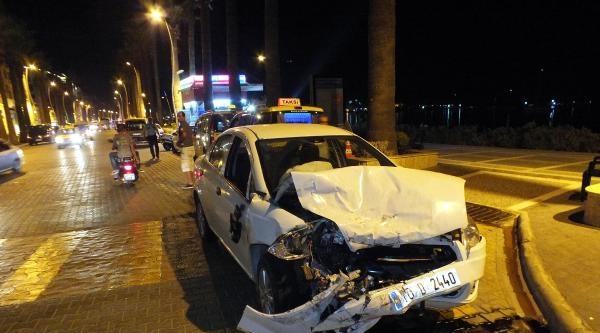 Alkollü Sürücü Kaza Yaptı: 5 Yaralı