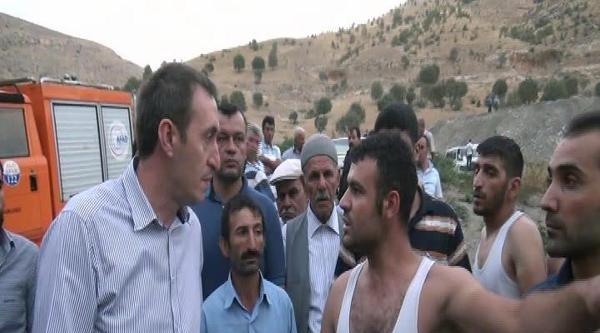 Alkumru Barajı'nda Taşkın; Sulara Kapılan 4 Kişi Kurtarıldı (4)